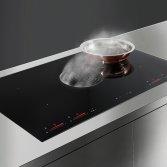 Kookplaat HIKA ONE inductie met kookafzuiging
