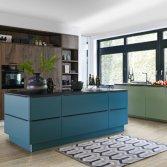 Kleurrijk keukeneiland | Kuhlmann Keukens