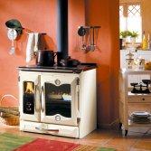 La Nordica houtkachels met kookplaat-keukenhaarden