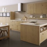 Landelijke keuken met moderne touch: Natural Basic