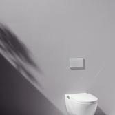 Douche wc met tijdloze uitstraling