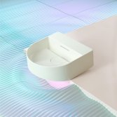 Wastafels met futuristisch design