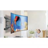 Draaibare en Kantelbare TV muurbeugel