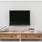 Platte TV wandbeugels