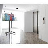 Verrijdbare TV standaard | LCDwandbeugels