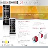 Le Chai LB160 Wijnklimaatkast onderbouw 16 flessen