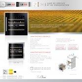 Le Chai LB340 Kolominbouw wijnklimaatkast 60 cm voor 34 flessen