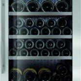 Le Chai LM1220 Wijnklimaatkast met multi-temperatuurregeling voor 122 flessen
