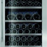 Le Chai LM1640 Vrijstaande multi-temperatuur wijnklimaatkast voor 164 flessen