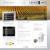 Le Chai LM245 - LMN245 Kolominbouw wijnklimaatkast met nismaat 45 voor 24 flessen