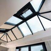 Lichtstraten hout en aluminium | Busscher serrebouw