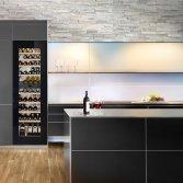 Hoge wijnklimaatkast Design Award 2018