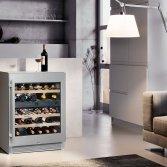 Wijnkoeler met smart home