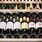 Wijnkoeler volledig uittrekbare plateaus | Liebherr