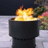 Stoere terras pelletbrander | Livin' Flame