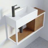 Tiny Wash toiletmeubel | Livit badmeubelen
