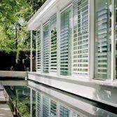Livium shutters buiten-zonwering