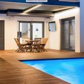 Geautomatiseerde zwembadsturing | Loxone