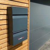 Pakketsafe Air pakket- en brievenbus | Loxone