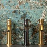 Kranen in matte kleuren | Luca Sanitair