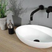 Makkelijk reinigbare waskom | Luca Sanitair