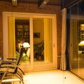 LuxxOut Infrarood terras heater