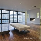 M-Design gashaard doorkijkhaard Luna Diamond
