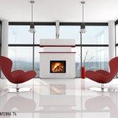 Inbouwhaard Interra 74 | M-design