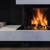 Liftdeur houthaard Argento 660 DC | M-Design