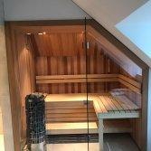 Maatwerk Cerdic Sauna