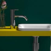 Minimalistische fontein | Marike