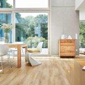 Slanke designvloer met geringe opbouwhoogte | Meister