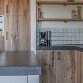 Mereno landelijke houten keuken Manchester