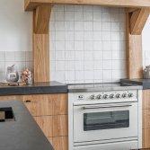 Nostalgische landelijke keuken
