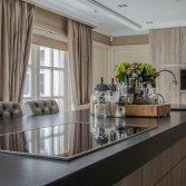 Mereno houten tijdloze keuken greeploze Bardolino