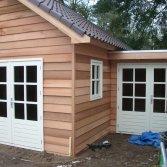 Extra Hobbyruimte in de tuin | MG Houtbouw