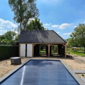 Luxe Poolhouse  | MG Houtbouw
