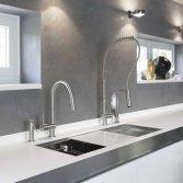 Keukenkraan met industriele look | MGS