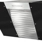 miele afzuigkap da 6096 black wing product in beeld startpagina voor keuken idee n uw. Black Bedroom Furniture Sets. Home Design Ideas