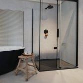 Stoere badkamer | MijnBAD