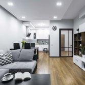 Tegelvloer voor moderne woonstijl