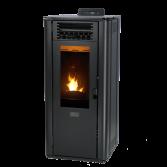 Milieuvriendelijke pelletkachel Ulvik 10 | Livin' Flame
