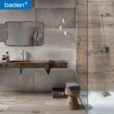 Mix & Match tegels, Baden+ huismerk
