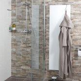 Baden+ moderne badkamer met natuurlijke uitstraling