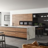 Moderne keuken City Chic