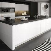 Moderne keuken samenstellen