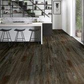 Industriële PVC vloer Santa Cruz Oak