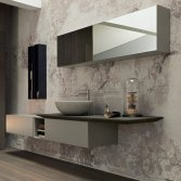 Italiaans design badkamer Infinity | Modulnova