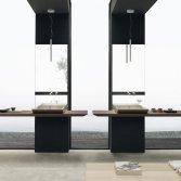 Moderne italiaanse badkamer | Modulnova