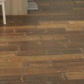 Authentieke bamboe vloer